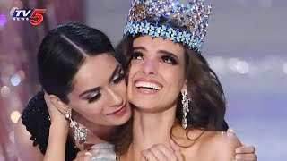 Mexico's Vanessa Ponce De Leon Bags Miss World 2018 Crown | TV5News
