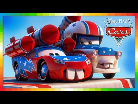Cars Toon - DEUTSCH - GERMAN