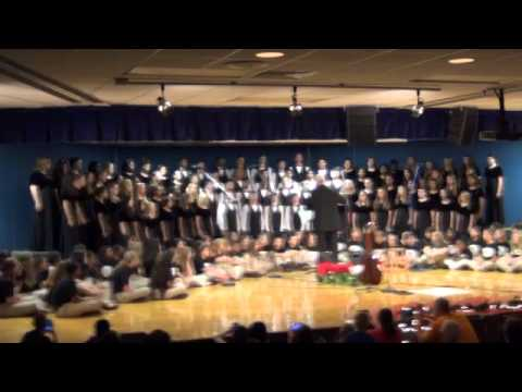 Lake Gibson Middle School Disney Audition 2014