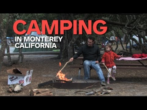 Campgrounds and Trails in Monterey