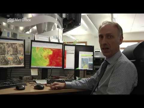 Tracking remnants of Hurricane Bertha towards UK