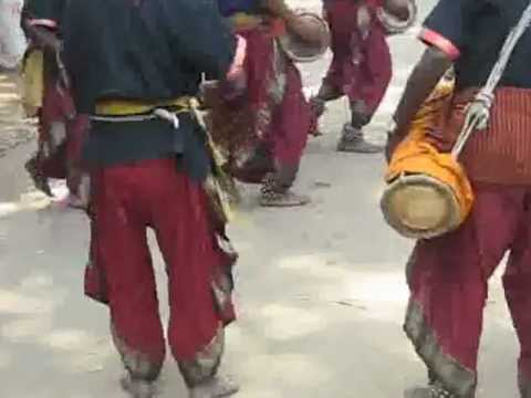 Folk Dances Of Tamilnadu:naiyandi Melam video