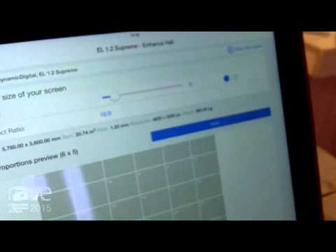 ISE 2015: easyLED Software to Sell LED Display