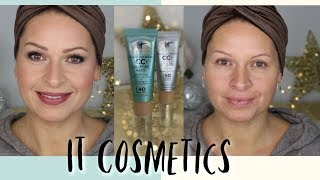 Unkompliziertes Makeup mit IT Cosmetics I One Brand Look I Mamacobeauty