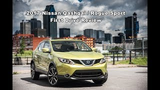 2017 Nissan Qashqai / Rogue Sport - First Drive Review