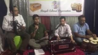 Singer: Oliur Rahman.