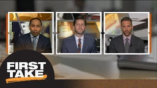 First Take debates if Kevin Durant should leave Warriors | First Take | ESPN