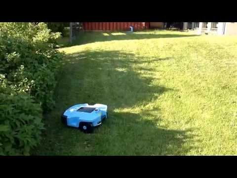 Biltema Robotgräsklippare LMR-24