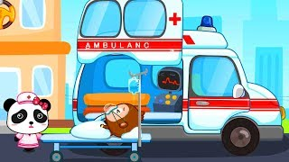 Baby Panda's Transportation - Learn Vehicles and Play With Fun Cars - Educational Baby Games