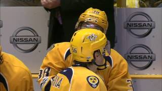 Neal sets up Arvidsson with filthy no-look pass, but was the play offside?