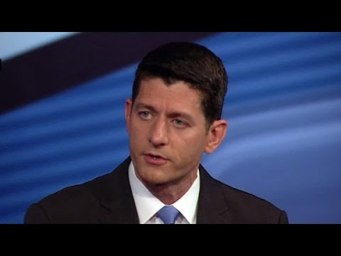 Paul Ryan: Not voting for Trump is a vote for Clinton