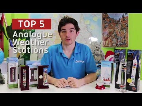 Top 5 Analogue Weather Stations