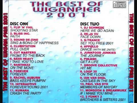 Wigan Pier Cds Best of Wigan Pier 2001 cd 2