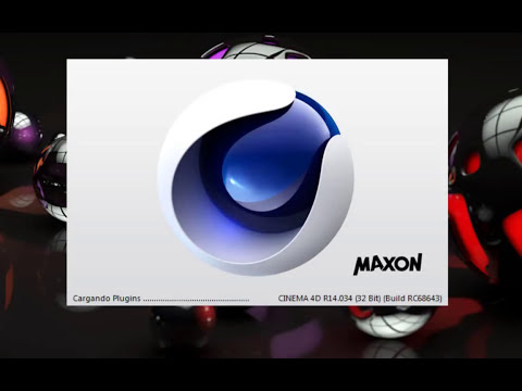como descargar el cinema4d full español comprimido  ultima version r14
