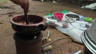 My village food Rajma masala recipe / Rajma payar curry Cooking By Village food Recipes