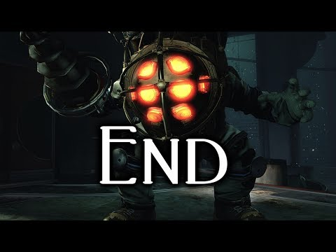 Bioshock Infinite Burial At Sea Episode 1 Ending - Walkthrough Gameplay Part 4