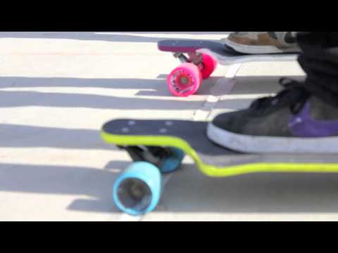 Bustin Longboards NYC Presents The IBACH Teaser