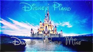 Disney Piano Dumbo 34 Baby Mine 34 Relaxing Piano
