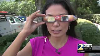 Taking pictures of the eclipse could harm your phone!