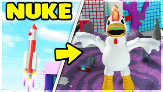 HOW TO DEFEAT THE CHICKEN BOSS TO UNLOCK THE BANSHEE | Roblox: Mad City Update