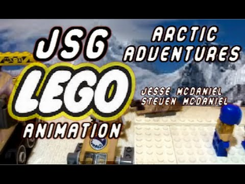 Lego Animation | Arctic Adventures