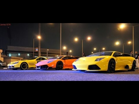 The Supers Cars Show at Qatar Sports Club on 13th March 2014