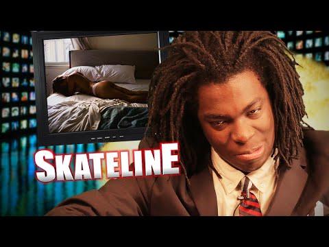 SKATELINE - Leticia Bufoni, Shane ONeill, Bust Or Bail, Dakota Servold,