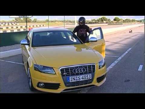 Audi S4 2008   Наши тесты, 2 часть