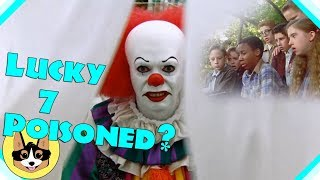The Lucky 7 Poisoned!  - IT Theory (1990 Mini-Series) | Stephen King Movie