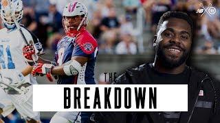 The Breakdown with Trevor Baptiste - 1st Career Professional Goal