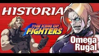 Historia de Rugal Personaje de The King of Fighters