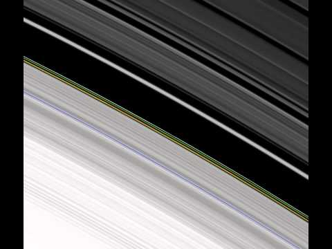 Oscillations at the Edge of Saturn's B Ring [720p]