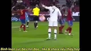 Bình Luận bóng đá cực bá đạo Troll ronaldo
