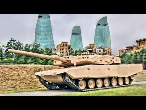Азербайджан ведет переговоры с производителем немецких танков «Леопард»