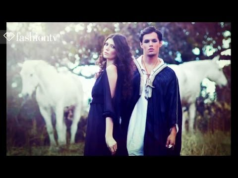 Buried In The Hollow - Photoshoot By Emily Soto | Fashiontv - Ftv video