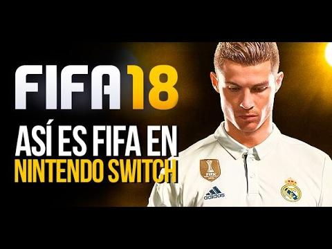 Vídeo Impresiones: Así es FIFA en Switch