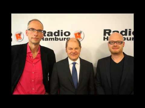 Olaf Scholz zur Flüchtlingssituation - Radio Hamburg
