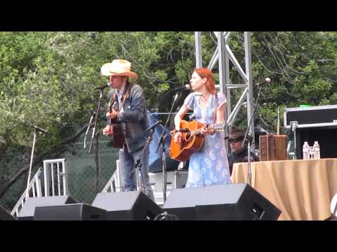 Gillian Welch - Back in Time LIVE at Hardly Strictly Bluegrass 2010