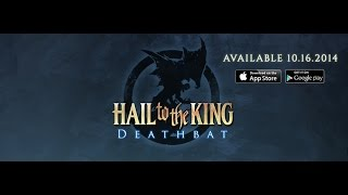 Hail to the King: Deathbat Trailer #2