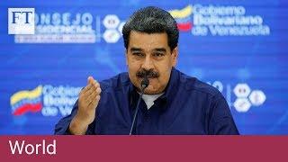 Venezuela's Nicolás Maduro slams Donald Trump