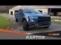 2017 Ford F-150 Raptor видео. Тест драйв  Новый Форд Раптор 2017 на Русском.  Авто США.