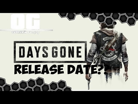 Days Gone: News and Release Date?!
