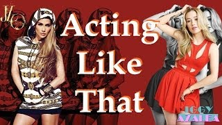 Watch Jennifer Lopez Acting Like That video