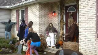 2011 Trick or Treat clip 1