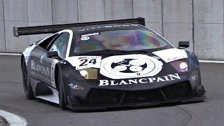 BEST Sounding Lambo EVER?! - Lamborghini Murcielago R-SV GT1 Eargasmic V12 Sounds + OnBoard!