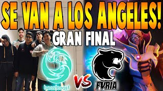 "BEASTCOAST vs FURIA [BO3] - GRAN FINAL 🏆 ""Se Van A Los Ángeles"" - ESL One Los Angeles 2020 DOTA 2"