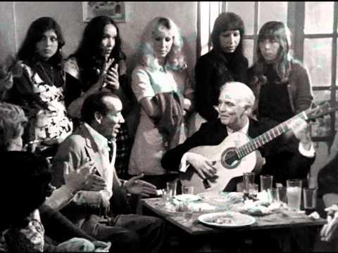 Diego el El Gastor _ Rito y Geografïa del cante Flamenco _ English subtitles