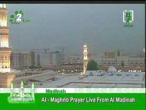Azan Masjid An-Nabawi Ash-Sharif Madinah AL-Munawarrah