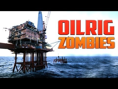 OIL RIG ZOMBIES ★ Left 4 Dead 2
