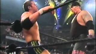 Randy Orton vs The Undertaker - Undisputed Championship Match